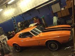 57.72 Mustang