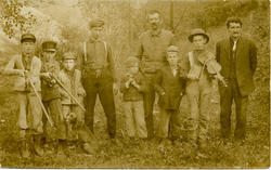Jackson Fisher's Hunting Party