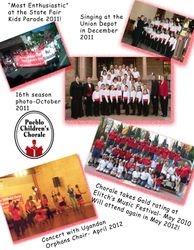 2011-2012 Season Collage