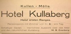 Hotell Kullaberg 1926