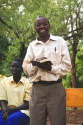 Pastor Walter, Centre chaplain