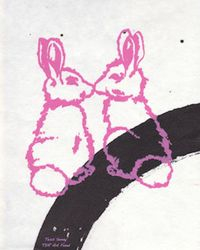 Bunnies at The Warhol