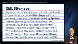 XML Sitemaps - Real Estate SEO Short Definition