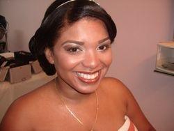 Maquillaje piel sepia