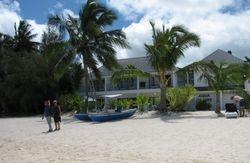 Muri Beach Club Hotel Plage 9