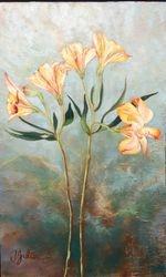 Mom's Inca Lilies