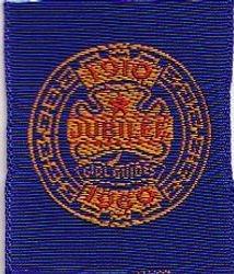 1960 Jubilee Ribbon Badge