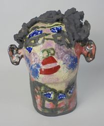 Mary Jones Ceramics.  Tea for two.