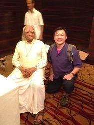 Guruji & me