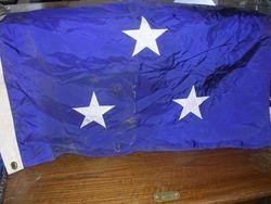 "Original Desron 2 flag my plank owners ""plank"""