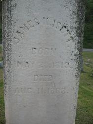 James K. Isett (1813-1863)