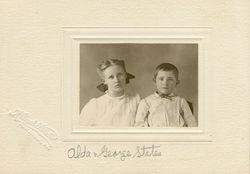 Alda and George States