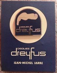 Dreyfus Pin