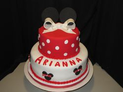 Arianas Minnie Mouse