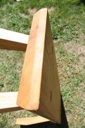 Black Oak Bench