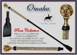 Omaha Paris Cane $170.50