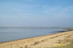 River Deben,  Bawdsey
