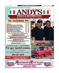 ANDY'S PIZZERIA  AND RISTORANTE
