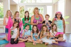 Fairies & Flowers Yoga Camp July 2016