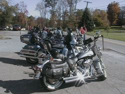 Annual Motorcycle Ride