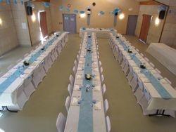 Salle de 120 m2