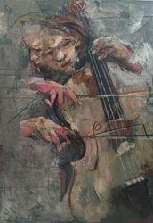 The Cellist, 2015