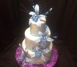 Militonia Orchid cake