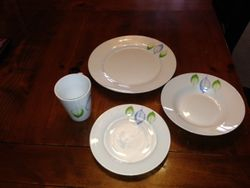 Summer Dinnerware set