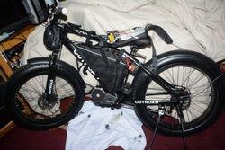 Alan's fat bike from USA