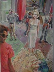 Marilyn's Nightmare