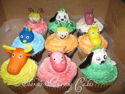 CC20 -Discovery Kids Cupcakes