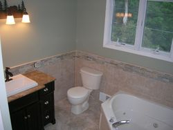 Master Bathroom Reno 2