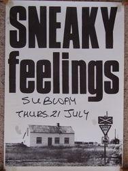 Sneaky Feelings