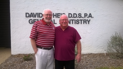 Dave Theis & Dick Stiener, March 2016