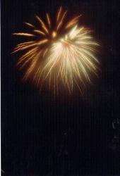 1994 Night life at the Alpine Rally