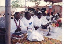 M.D. C. Church  At  Teshie-Accra