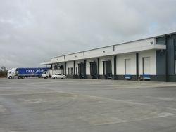 SRT Terminal Loading Bays