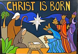 Christmas Service Sign