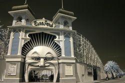 Luna Park - St Kilda Melbourne