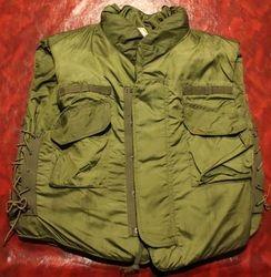 70's style flak vest: 2: