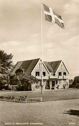 Turisthotellet Kullen (Semesterhemmet) 1952