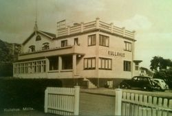 Hotell Lindstrom (Kullahus) 1938