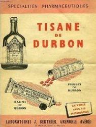 MEDICINE - TISANE DURBON