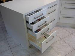 New kitchen (photo 5). Soft close drawers.