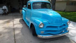 31. 55 Chevy 3100 1st Series Pick Up