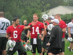 New York Jets' Quarterbacks