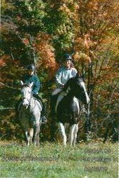 Fall Foliage Ride at GMHA 9/09