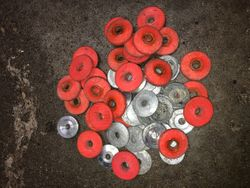 52 Mixed Used Stud Backings