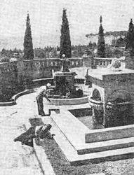 Rofe garden c1927