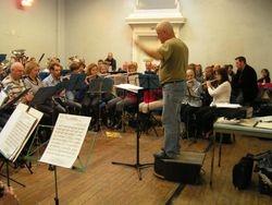 Alexander Centre (rehearsal) - October 2011